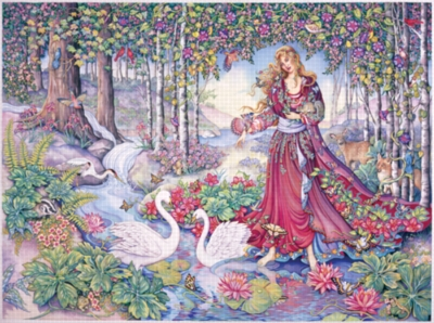 Mother Nature - 1000pc Jigsaw Puzzle by Sunsout