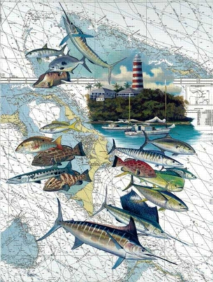 Hopetown - 500pc Jigsaw Puzzle by Sunsout