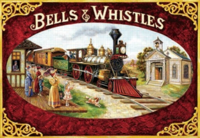 Bells & Whistles - 500pc Jigsaw Puzzle by Sunsout