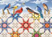 Jigsaw Puzzles - Feathered Stars