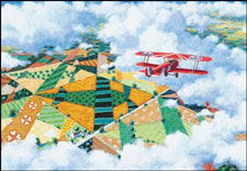 Airplane - 500pc Jigsaw Puzzle by Sunsout