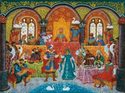 Swan Princess - 1000pc Jigsaw Puzzle by Sunsout