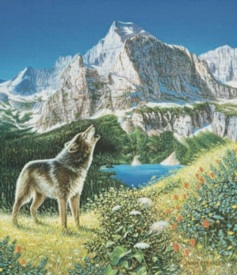 Alpine Chorus - 550pc Jigsaw Puzzle by Sunsout