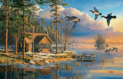 Spring Arrivals - 1000pc Jigsaw Puzzle by Sunsout