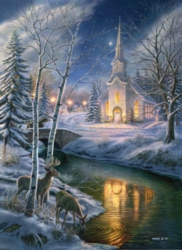 Jigsaw Puzzle - O Holy Night
