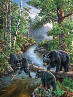 Jigsaw Puzzles - Bear Pause