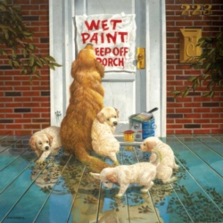 Jigsaw Puzzles - Wet Paint