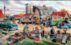 Country Auction - 1000pc Jigsaw Puzzle by Sunsout