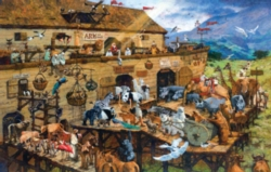 Jigsaw Puzzles - It's a Zoo