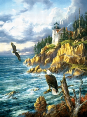 On Watch - 1000pc Jigsaw Puzzle by Sunsout