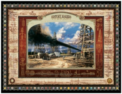 History Makers - 1000pc Jigsaw Puzzle by Sunsout