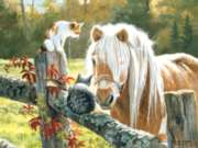 Horse Puzzles - Just Visiting
