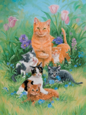 Mother's Day - 1000pc Jigsaw Puzzle by Sunsout