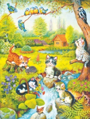 Sharing - 300pc Large Format Jigsaw Puzzle by Sunsout