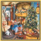 Father's Christmas Train - 500pc Sunsout Jigsaw Puzzle