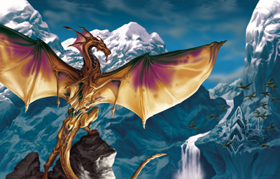 Dragon Guardian - 1000pc Jigsaw Puzzle by Sunsout