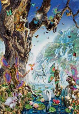 Jigsaw Puzzles - Fairy Falls