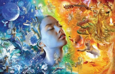 The Dream - 1000pc Jigsaw Puzzle by Sunsout
