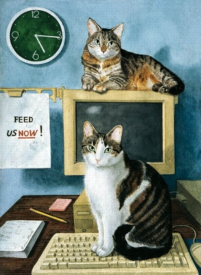 Feed Us Now - 500pc Jigsaw Puzzle by Sunsout