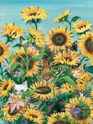 Hide & Seek - 1000pc Jigsaw Puzzle by Sunsout