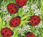 Lady Bugs - 200pc Jigsaw Puzzle by Sunsout