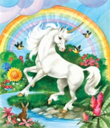 Jigsaw Puzzles for Kids - Unicorn