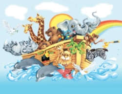Jigsaw Puzzles for Kids - Noah & the Ark