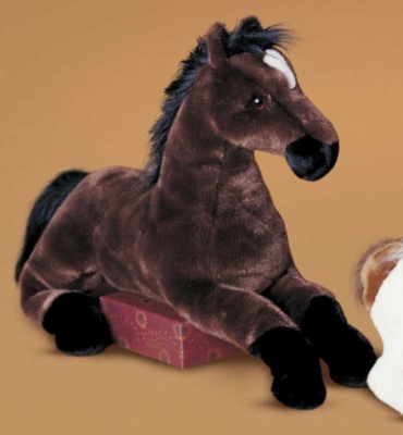 "Zoe Bay - 27"" Horse By Douglas Cuddle Toys"