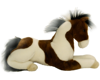 Natches Indian Paint - 27'' Horse by Douglas Cuddle Toys