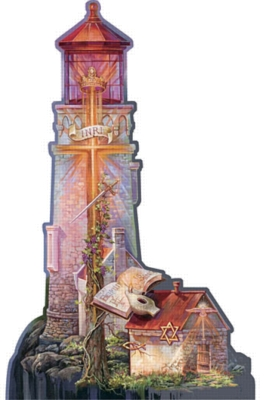 Refuge II - 900pc Shaped Jigsaw Puzzle by Sunsout