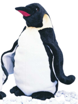 "Calvin - 18"" Penguin by Douglas Cuddle Toys"