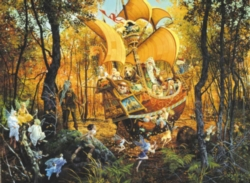 Jigsaw Puzzles - Flight of the Fablemaker