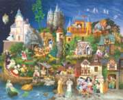 Jigsaw Puzzle - Fairy Tales