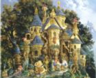 College of Magical Knowledge - 1500pc Jigsaw Puzzle by Sunsout