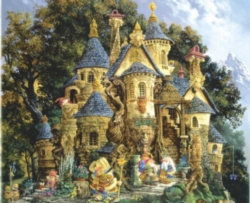 Jigsaw Puzzles - College of Magical Knowledge