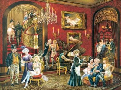 Music Puzzles - The Bordello