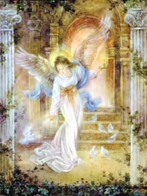 Jigsaw Puzzles - Angel of Light