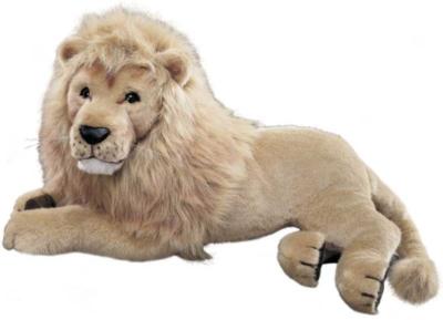 "Lord Titan - 30"" Lion by Douglas Cuddle Toys"