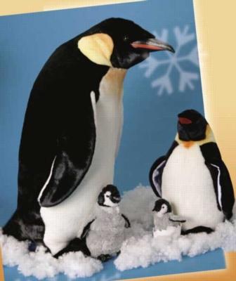 "Orville - 33"" Penguin by Douglas Cuddle Toys"