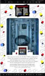 Money Puzzle - Bilz Box Blue
