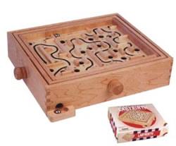 Labyrinth - Wooden Maze