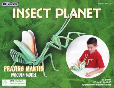 Realistic: Praying Mantis - Junior B.C.Bones Puzzle