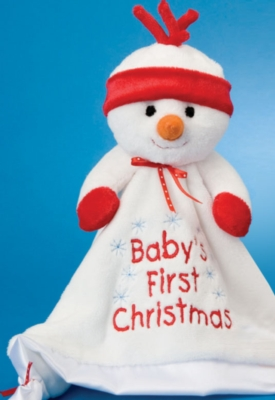 Snowman - 13'' Snuggler By Douglas Cuddle Toys