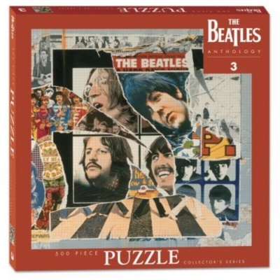 Beatles Anthology 3 - 500pc Jigsaw Puzzle by USAopoly