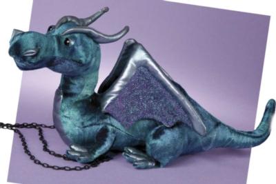 Jade Blue - 15'' Dragon By Douglas Cuddle Toys