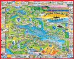 Jigsaw Puzzles - Lakes Region, NH