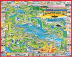 Jigsaw Puzzles - Lakes Region, NH