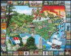 Historic North Carolina - 1000pc Jigsaw Puzzle By White Mountain