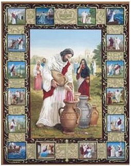 Miracles of Jesus - 1000pc Jigsaw Puzzle By White Mountain