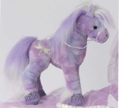 Dragonfly - 9'' Horse by Douglas Cuddle Toys